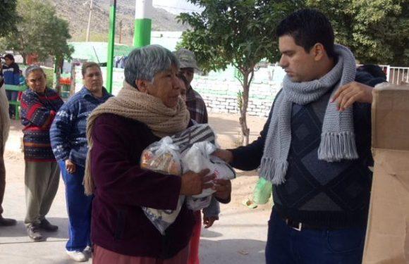 DIF realiza recorridos diarios por el área rural y colonias en Gomez Palacio, Durango