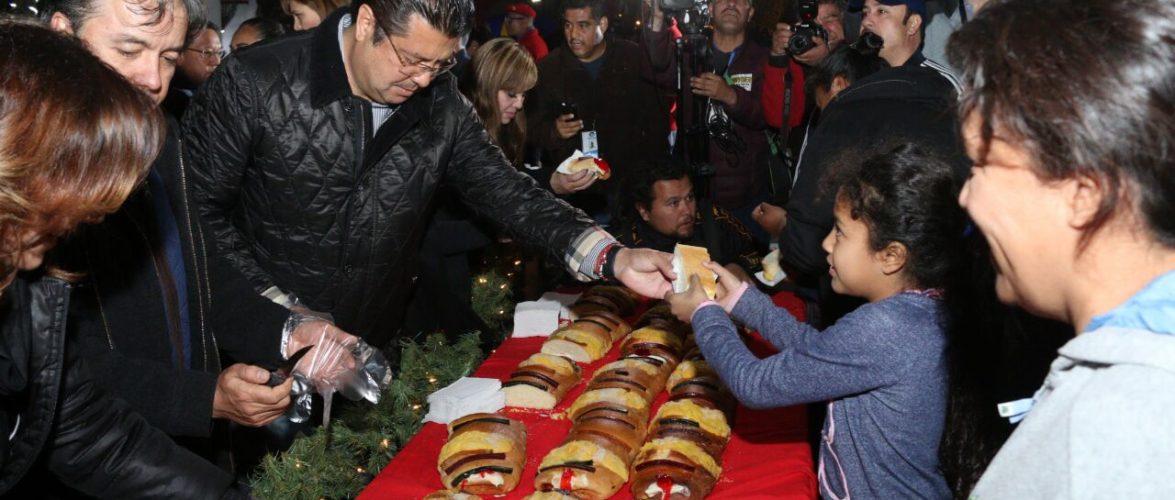 Disfrutaron más de 220 mil personas del Paseo Navideño edición Expreso Polar