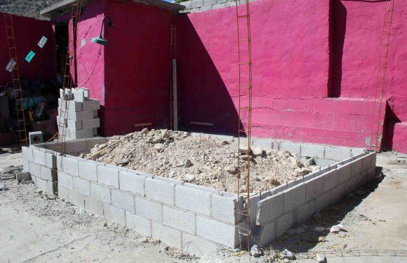 Planea Gobierno Municipal de Ciudad Juarez construir este año mil 100 cuartos con recursos federales