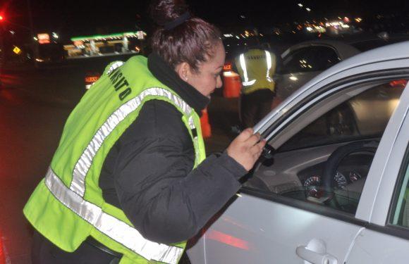 Saca Tránsito de circulación a 87 ebrios al volante en Ciudad Juarez