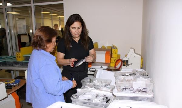 Inicia mañana entrega de anteojos gratuitos en Coordinación de Atención Ciudadana, Cd. Juárez, Chih.