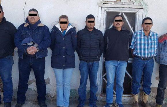 Tras enfrentamiento, detienen a 7 integrantes del cartel de Sinaloa en Ciudad Madera