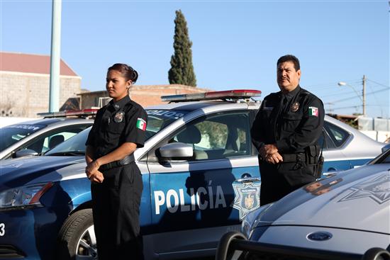 Inician patrullajes los 26 nuevos policías de la DSPM
