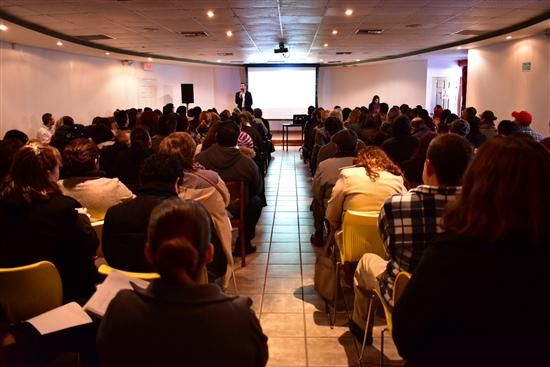 Asisten más de 200 emprendedores a primera edición 2018 del taller Jueves Chihuahua Emprende