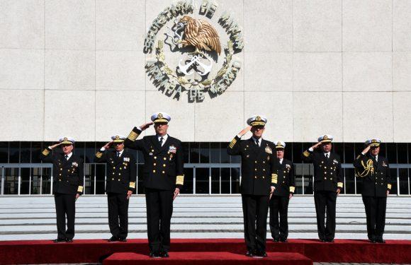 Ceremonia de Entrega-Recepción del Centro de Estudios Superiores Navales
