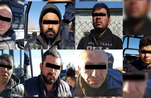 Detienen a 7 delincuentes y matan a uno en Namiquipa