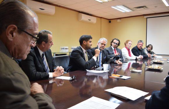Chihuahua tiende lazos de colaboración con la Embajada Británica en México