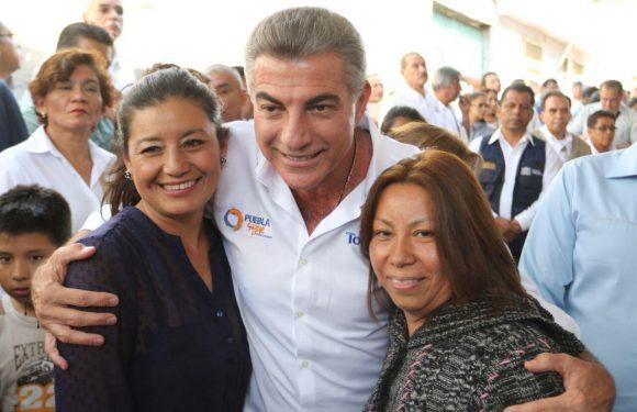 En Puebla, el proceso electoral se realizará en calma y tranquilidad: Tony Gali