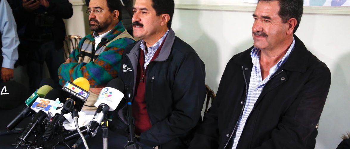 Desmiente Javier Corral haber pedido traslado de Alejandro Gutierrez a un penal federal