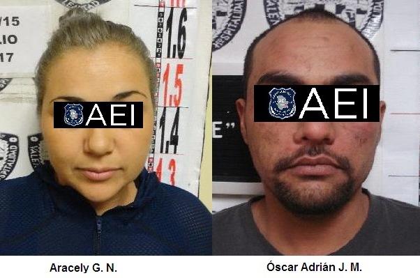 Los intentan ejecutar y son detenidos por narcomenudeo en ciudad Chihuahua
