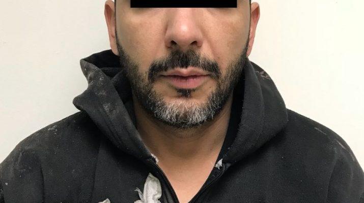 Captura FGE a secuestrador; está implicado en 20 eventos delictivos, Chihuahua, Chih