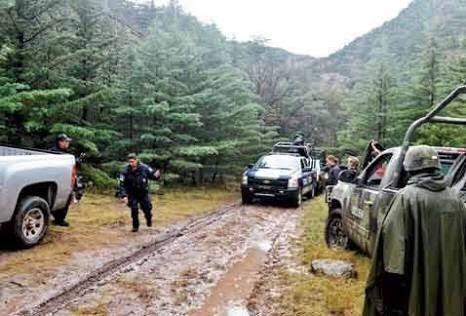 Investiga FGE homicidio de 4 personas en Balleza