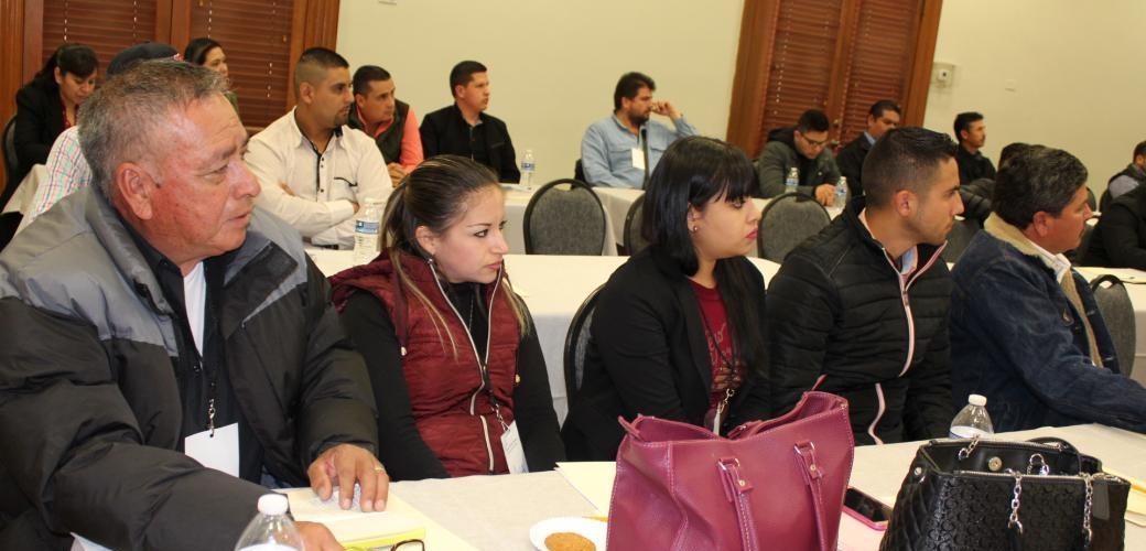 Capacitan a funcionarios de 30 municipios para fortalecer su desempeño, Chihuahua, Chih