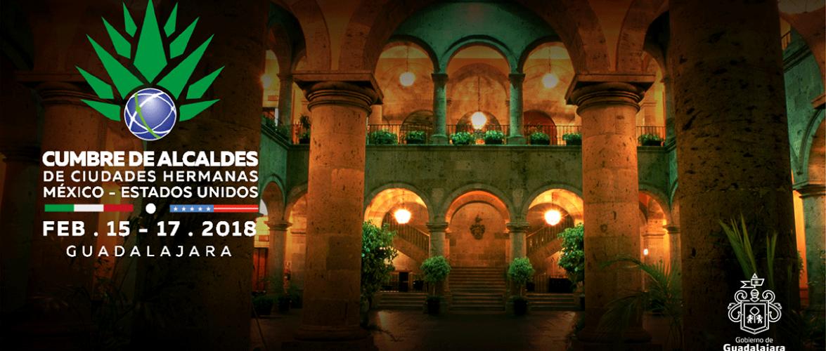 Cumbre de Alcaldes de Ciudades Hermanas México-Estados Unidos