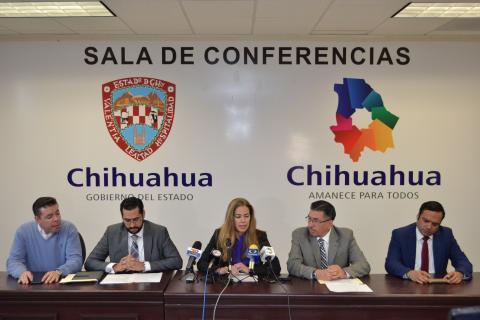 FIDEAPECH y Nafin otorgarán créditos hasta por 5 mdp a empresas, Chihuahua, Chih