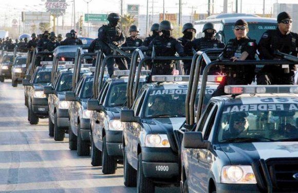 Trasladan a sicarios detenidos en Namiquipa a Chihuahua con fuerte dispositivo de seguridad