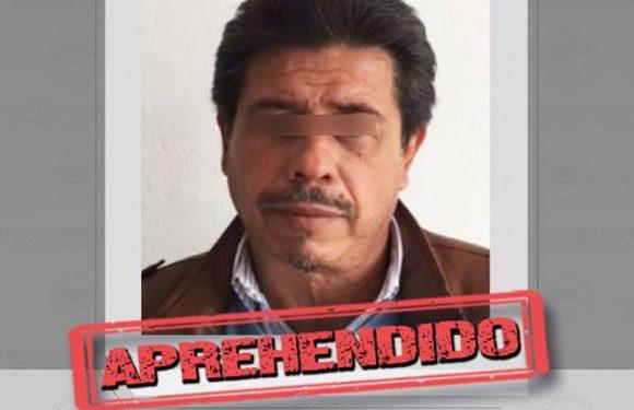 LA FGE DETUVO A EX PROFESOR QUE ERA BUSCADO EN MORELOS POR EL HOMICIDIO DE SU ESPOSA.