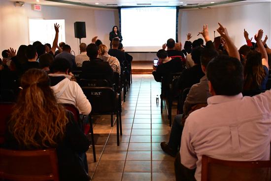 Arranca Semana de la Capacitación con más de 90 emprendedores y MiPyMes beneficiados