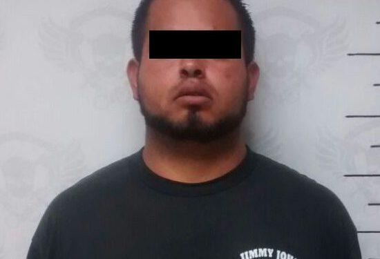 Agentes estatales capturan a presunto agresor sexual que intentó evadir la acción de la justicia
