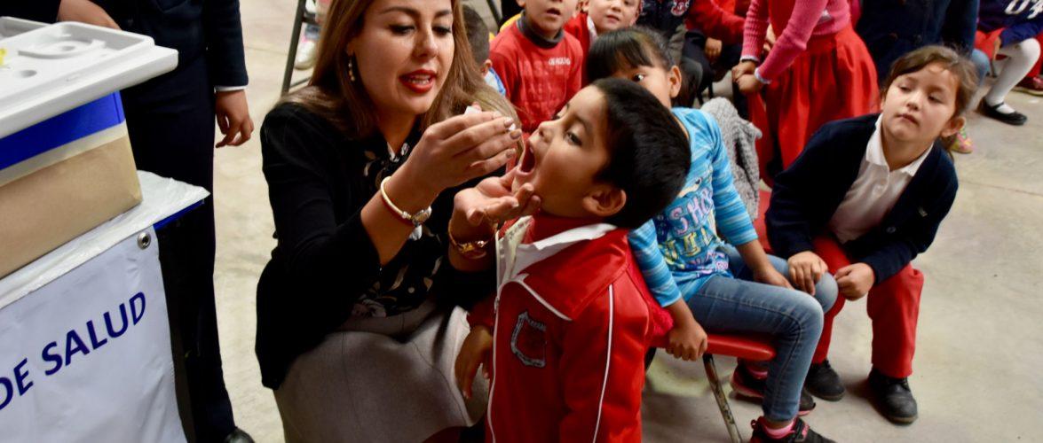 Inicia la Semana Nacional de Salud en Ciudad Cuauhtemoc