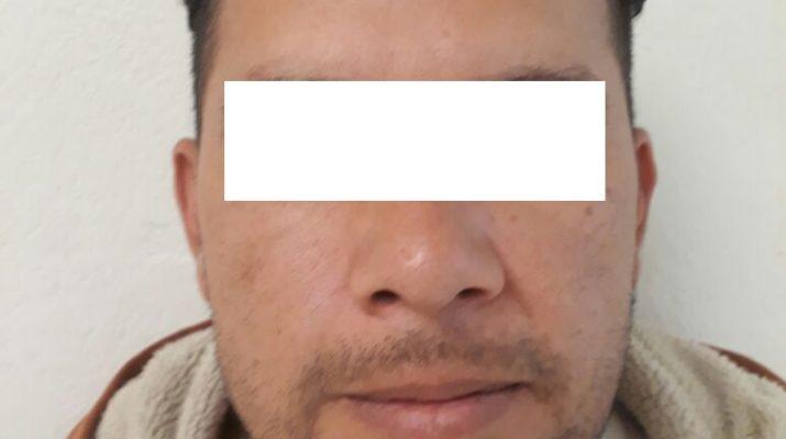 Detienen a presunto pedofilo, abusaba de sus propias hijas de 5 y 7 años