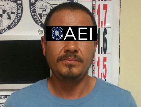 Policías ministeriales capturaron al probable responsable de dos homicidios en la colonia Quintas Quijote