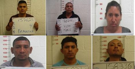 Obtiene la FGE sentencias en contra de siete personas por robo de vehículo