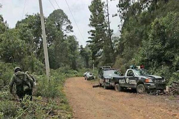 Investiga Fiscalía el homicidio de cinco personas en Guachochi