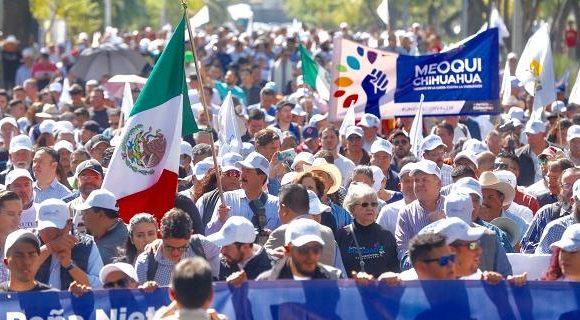 Jalisco se vuelca en apoyo a la causa de Chihuahua contra la corrupción