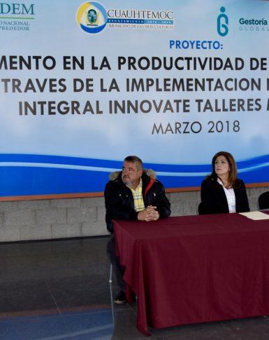 Apoyan con casi 8 mdp a 20 talleres mecánicos Mar 13, 2018 | Prensa | 0 Comentarios