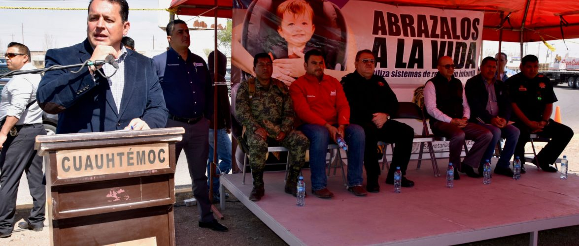 Cauuhtémoc | Inicia operativo «Semana santa segura 2018»