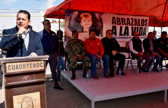 "Cauuhtémoc | Inicia operativo ""Semana santa segura 2018"""