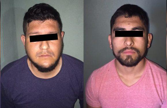 Madera | Detienen a dos ex policias corruptos, traian armas y droga