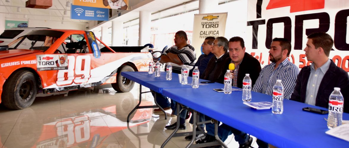 Inicia el 25 de marzo el campeonato de automovilismo Manitoba Speedway