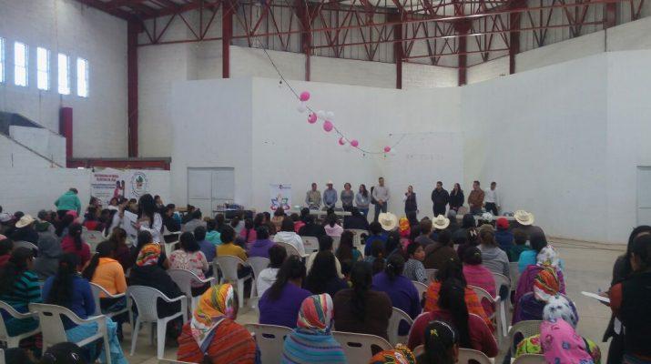 Brinda CEAVE atención a víctimas del delito o violaciones de derechos humanos en Balleza