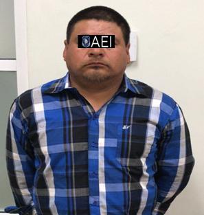 Vinculan a proceso penal a sujeto que se hizo pasar como víctima y era el extorsionador de su novia
