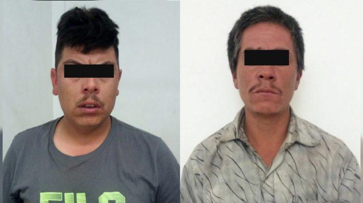 Agentes de la CES aseguran arsenal y equipo táctico en Ocampo; hay dos detenidos.