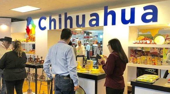 Chihuahua presente en la mayor feria de comercio latinoamericano