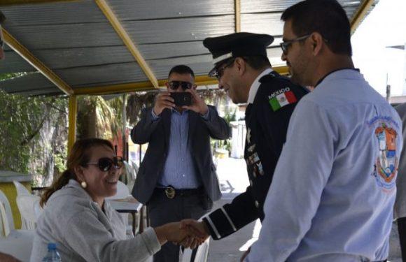 Supervisa titular de la CES el Operativo de Semana Santa en Camargo y San Francisco de Conchos.