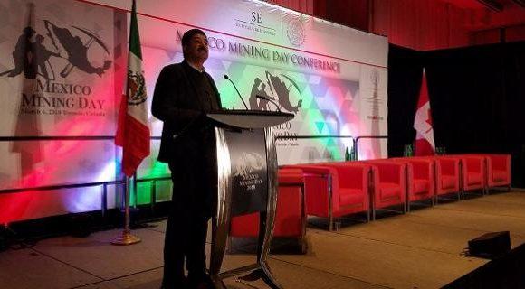 Tiene Chihuahua tradición y futuro para la minería: Gobernador en Canadá