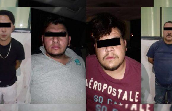 Chihuahua | Detienen a 5 integrantes de la linea