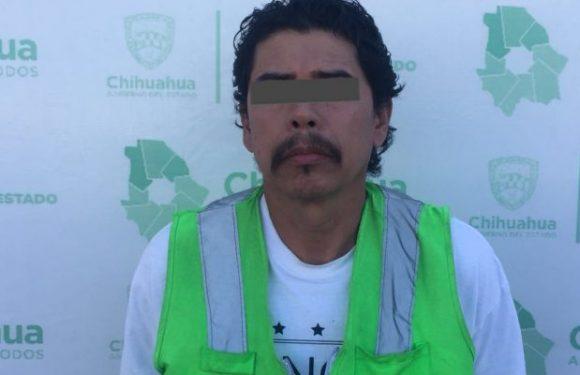 Juarez | Lo detienen como probable responsable de asesinar a su pareja