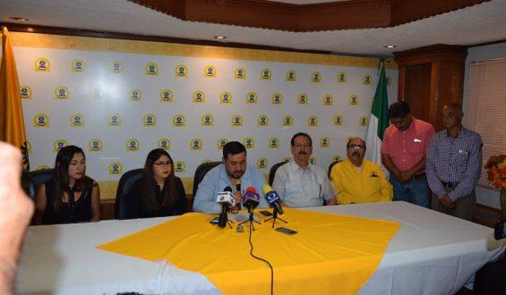 PRD pide suspender elecciones en municipio de Ignacio Zaragoza