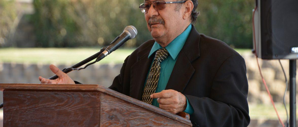 INCORPORAN A SAMUEL MUÑOZ ARREOLA A LA ROTONDA DE LOS MAESTROS ILUSTRES
