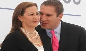 Acusan a Érika Alonso y a su esposo Moreno Valle de enriquecerse con la deuda pública