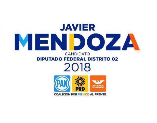 Se reune Javier Mendoza con empresarios