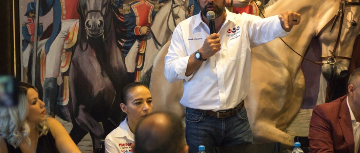 Chihuahua | Tiscareño creará padrón de productores y empresarios locales para beneficiarlos en licitaciones municipales