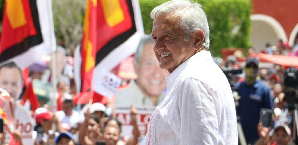 Indica AMLO que después del debate tiene 30 puntos de ventaja en la contienda electoral