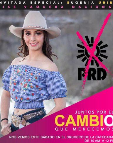 Muy Activa la campaña de Hector Mario Galaz en Nuevo Casas Grandes