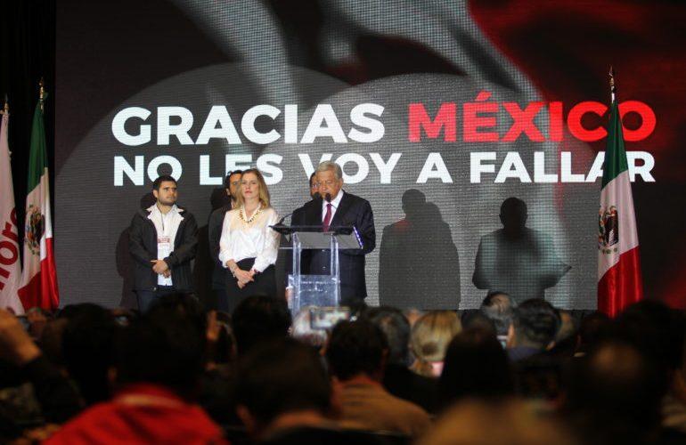 López Obrador, el presidente más votado de la historia de México
